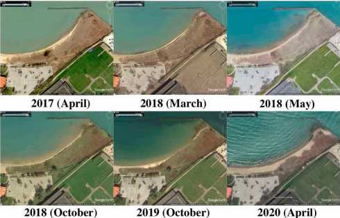 RBD aerial pics over time2